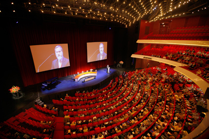 Nexus Institute: Passion for Faith, Death and Freedom, more than 1200 people visited the conference