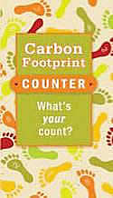 Carbon Footprint Counter. Want to improve the atmosphere? Count CO2 emissions