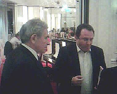 Paul Wolfowitz in conversation with Hassan Mneimneh