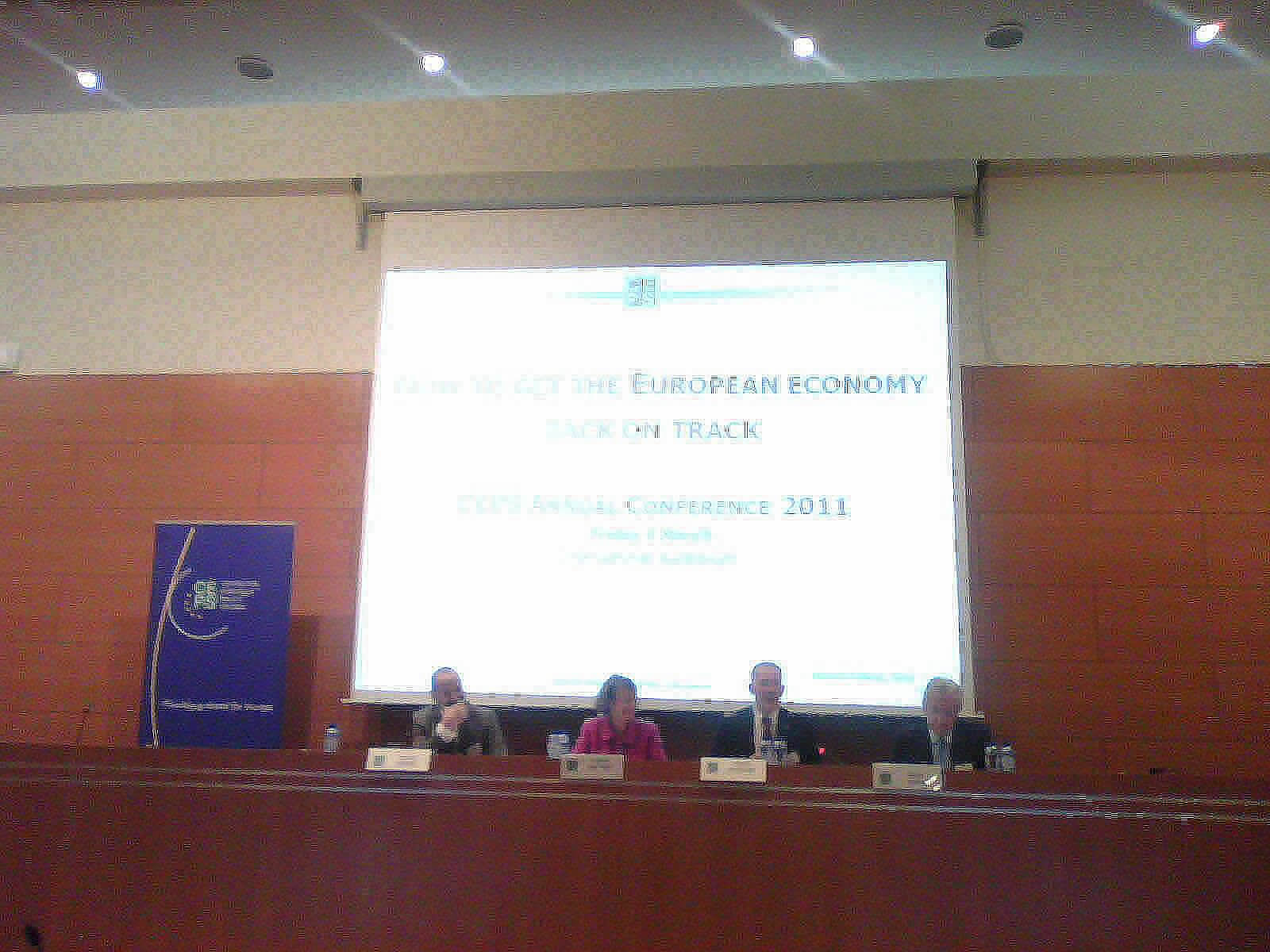 2nd Panel on Re-launching the single market: structural reform at last